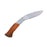 NewRuleFX Brand Foam Rubber Kukri Blade - NEW - Silver Blade with Brown Handle