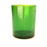NewRuleFX Brand SMASHProps Breakaway Tumbler Glass - DARK GREEN translucent - Dark Green,Translucent