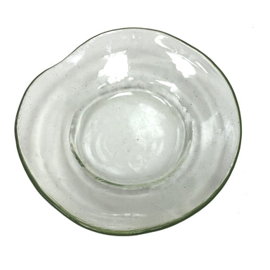 NewRuleFX Brand Masterwork Collection SMALL Breakaway Glass Dish Prop - CLEAR