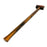 NewRuleFX Brand Urethane Foam LARGE 34 Inch Rubber Sledgehammer Stunt Prop - RUSTY - Rusty Head with Aged Handle