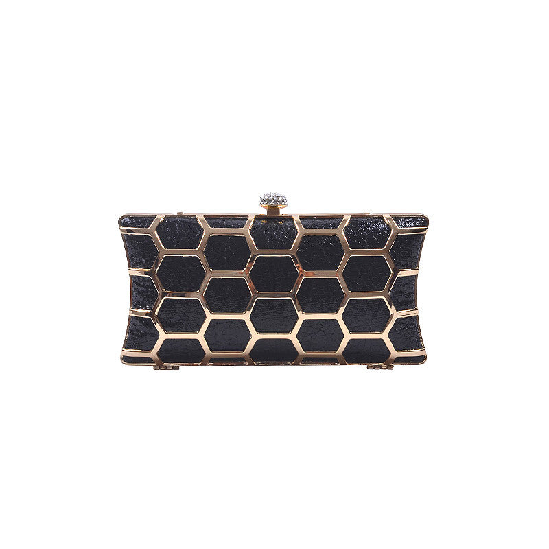 Hive Clutch - Jewelry Buzz Box  - 1