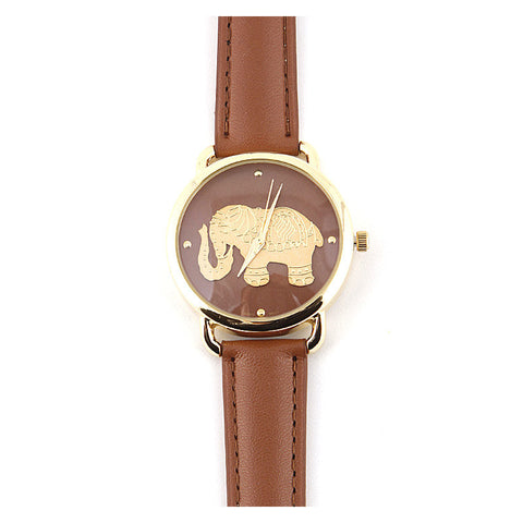 Festive Lucky Elephant Watch