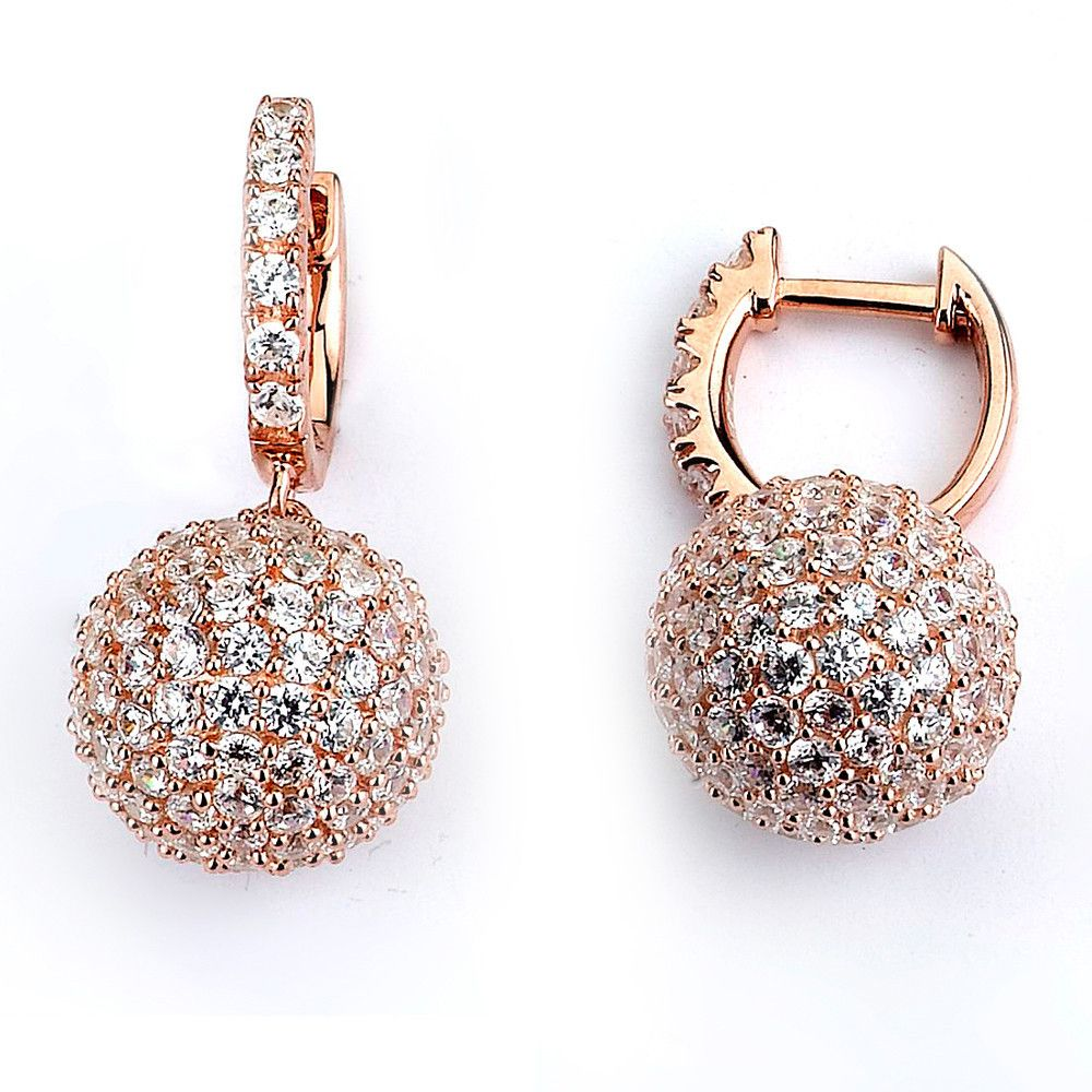 Ball Drop Earrings - Jewelry Buzz Box  - 2