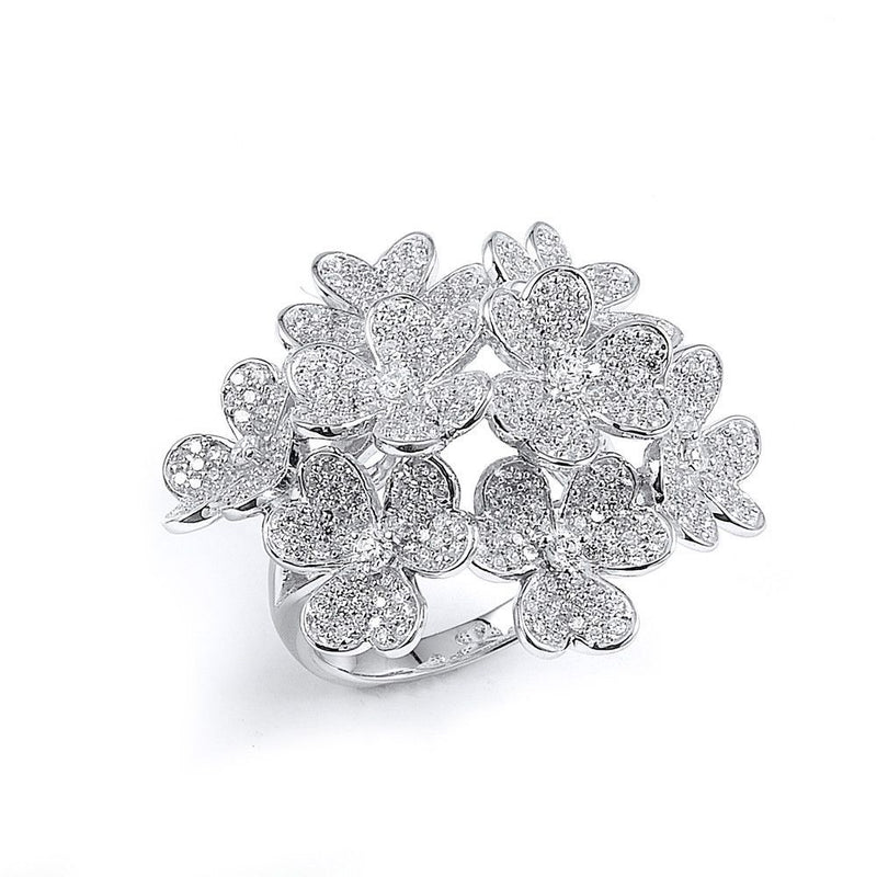 Blossom Ring - Jewelry Buzz Box  - 3