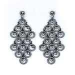 Chic Chadelier Earrings - Jewelry Buzz Box  - 2