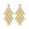 Chic Chadelier Earrings - Jewelry Buzz Box  - 3