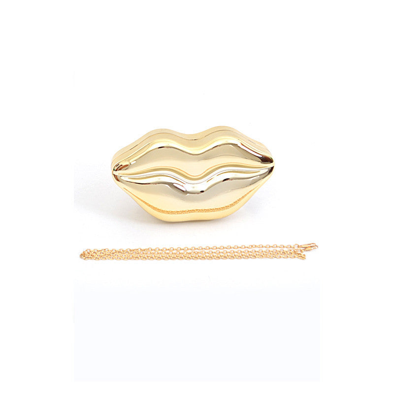 Luscious Lips Handbag - Jewelry Buzz Box  - 2