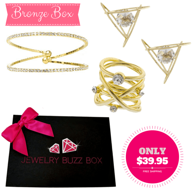 Build A Box - Jewelry Buzz Box  - 1