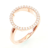 Perfect Circle Ring - Jewelry Buzz Box