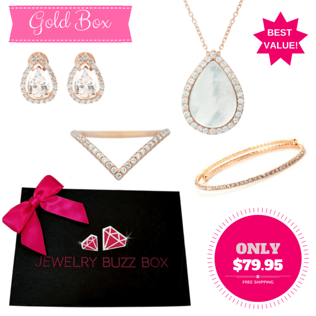 Build A Box - Jewelry Buzz Box  - 3