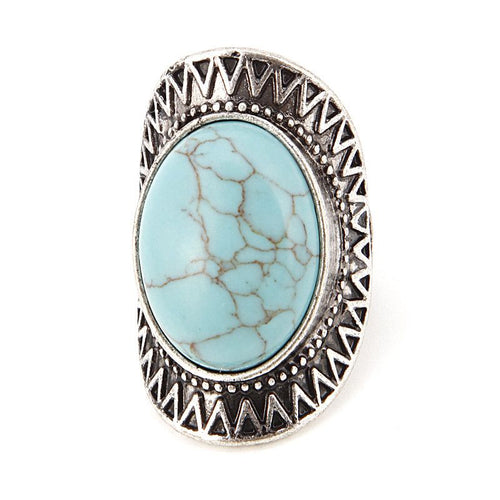 Blue Dream Ring - Jewelry Buzz Box  - 2