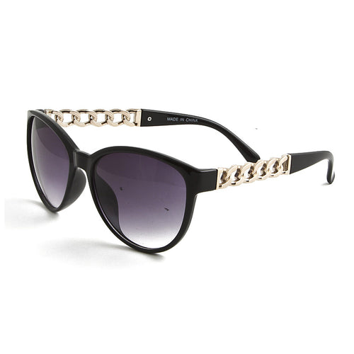 Chain Ombre Sunglasses - Jewelry Buzz Box  - 2