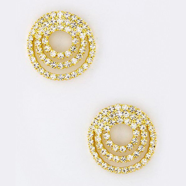 Spiral Studs - Jewelry Buzz Box  - 2