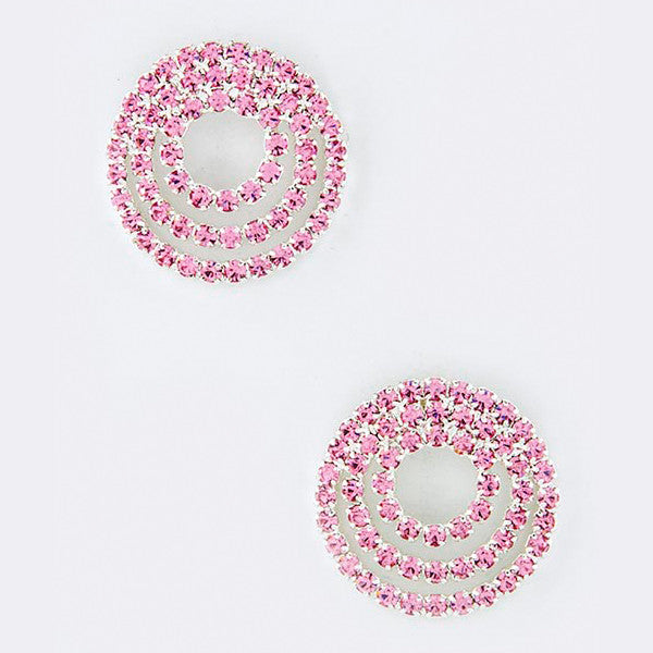 Spiral Studs - Jewelry Buzz Box  - 4
