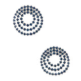 Spiral Studs - Jewelry Buzz Box  - 1