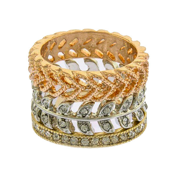 Nature Stack Bands - Jewelry Buzz Box  - 1