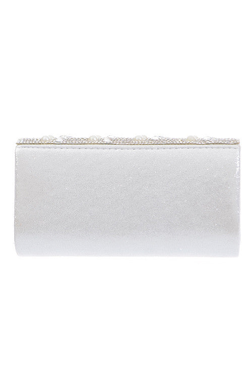 Sparkle Pearl Clutch - Jewelry Buzz Box  - 4