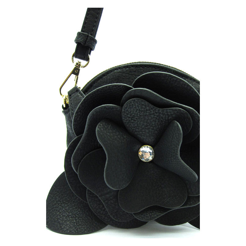 Fancy Flower Purse - Jewelry Buzz Box  - 9