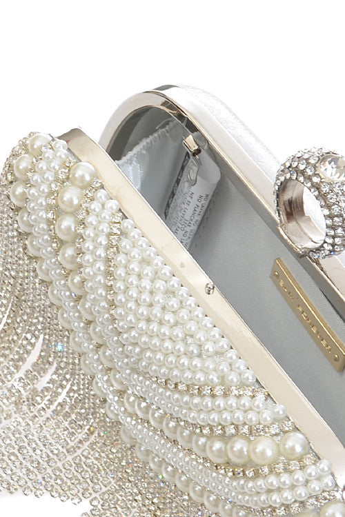 Perfect Pearl Purse - Jewelry Buzz Box  - 4