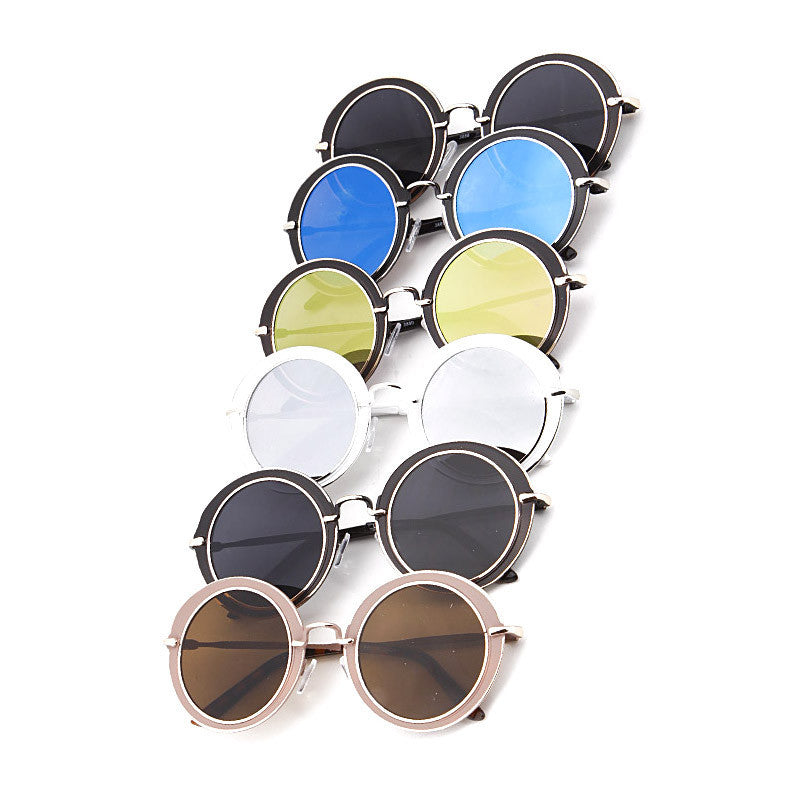 Mega Mod Sunglasses - Jewelry Buzz Box  - 4