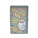 Huckleberry Finn Book Clutch - Jewelry Buzz Box  - 1