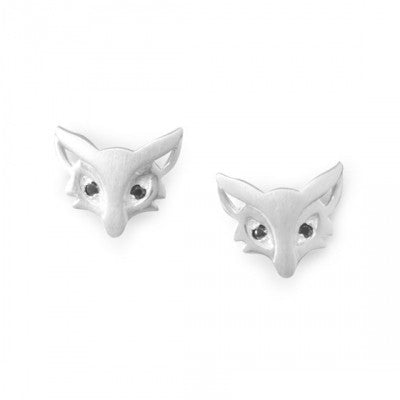Fox Stud Earrings - Jewelry Buzz Box