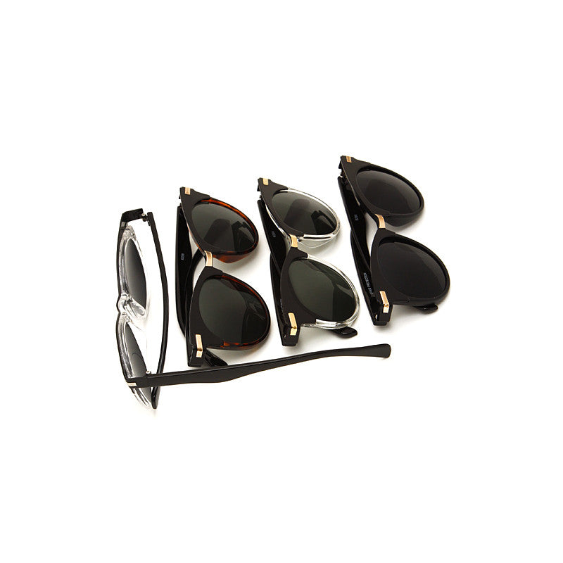 Edgy Sunglasses - Jewelry Buzz Box  - 3