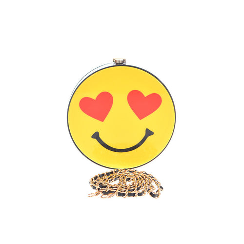 Love Smiley Clutch - Jewelry Buzz Box  - 1