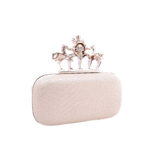 Skull Queen Clutch - Jewelry Buzz Box  - 2