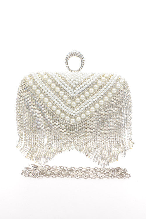 Perfect Pearl Purse - Jewelry Buzz Box  - 1