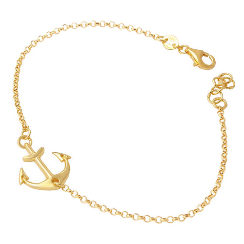 Anchor Bracelet - Jewelry Buzz Box  - 2