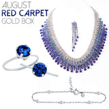 August Red Carpet Gold Box - Jewelry Buzz Box  - 1