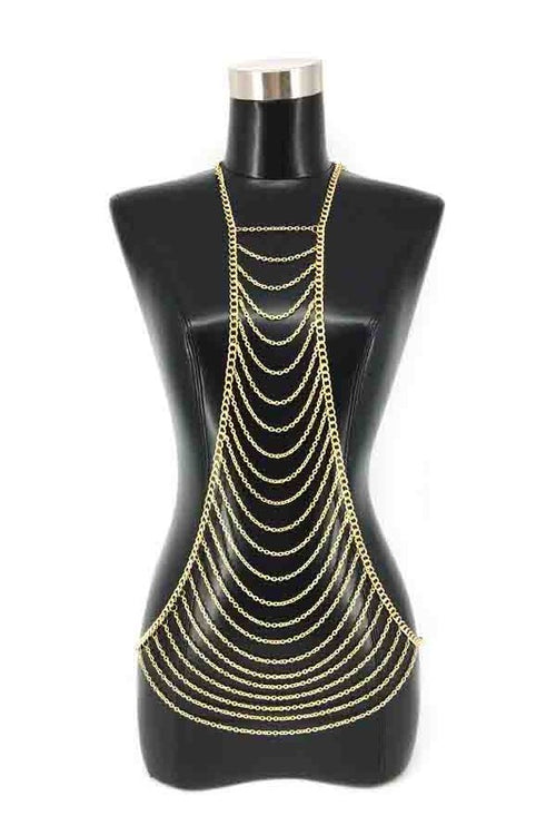 Waterfall Body Chain
