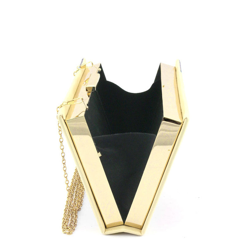 The Catalog of Type Clutch Purse - Jewelry Buzz Box  - 4