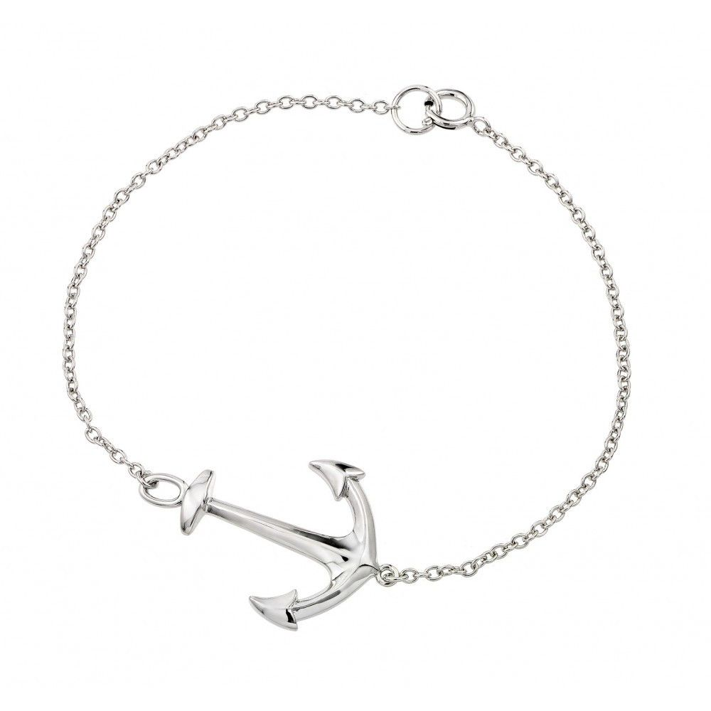 Anchor Bracelet - Jewelry Buzz Box  - 1