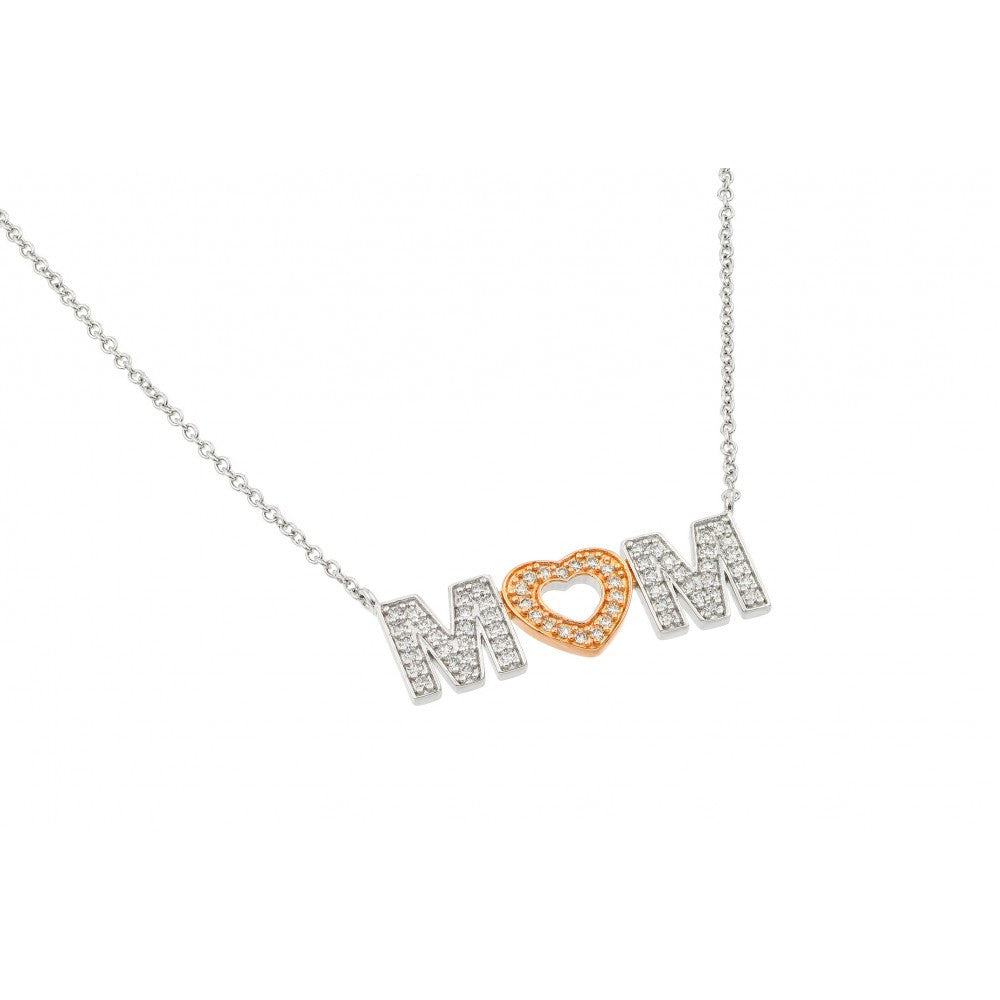 Love For Mom Necklace - Jewelry Buzz Box