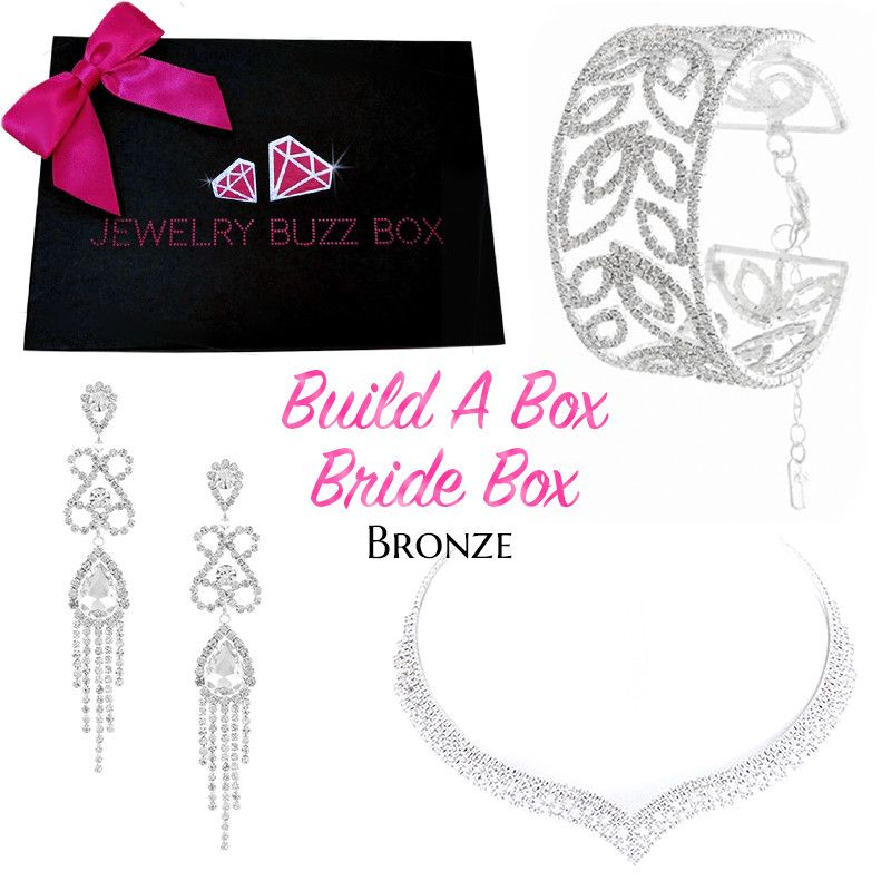 Build A Bride Boxes - Jewelry Buzz Box  - 1