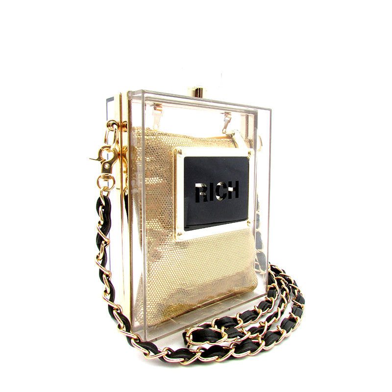 Perfume Purse - Jewelry Buzz Box  - 1