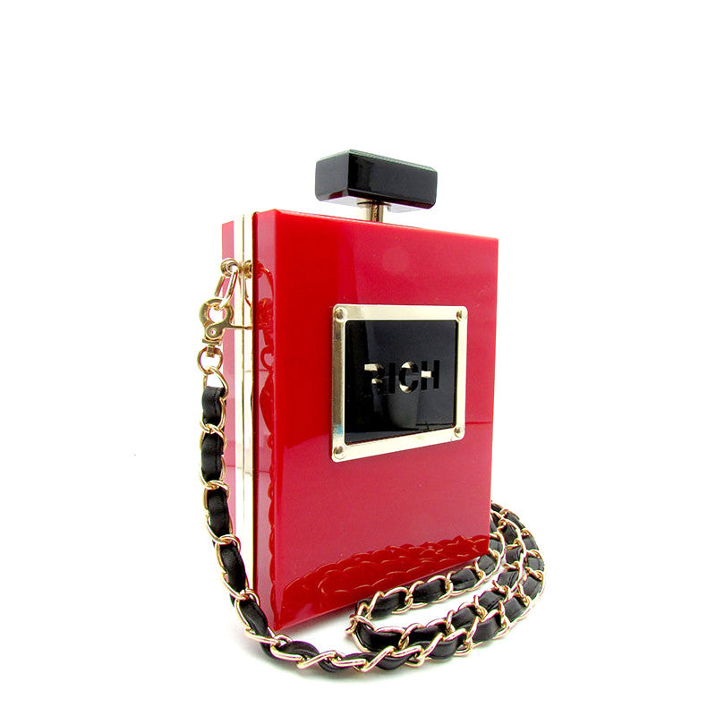Perfume Purse - Jewelry Buzz Box  - 4
