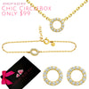 Chic Circle Box - Jewelry Buzz Box  - 2