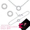 Chic Circle Box - Jewelry Buzz Box  - 1