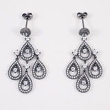 Persian Princess Earrings - Jewelry Buzz Box  - 3