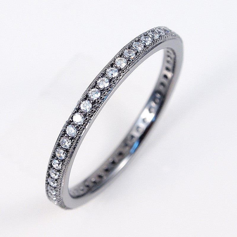 Perfect Eternity Band - Jewelry Buzz Box  - 4