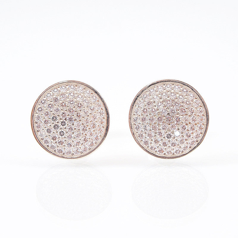Disk Studs - Jewelry Buzz Box  - 2