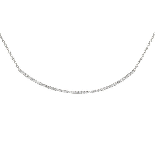 Curve Necklace - Jewelry Buzz Box  - 2