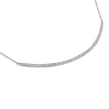Curve Necklace - Jewelry Buzz Box  - 1