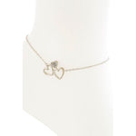 Heart Anklet - Jewelry Buzz Box  - 1