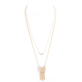 Dynamic Long Necklace - Jewelry Buzz Box