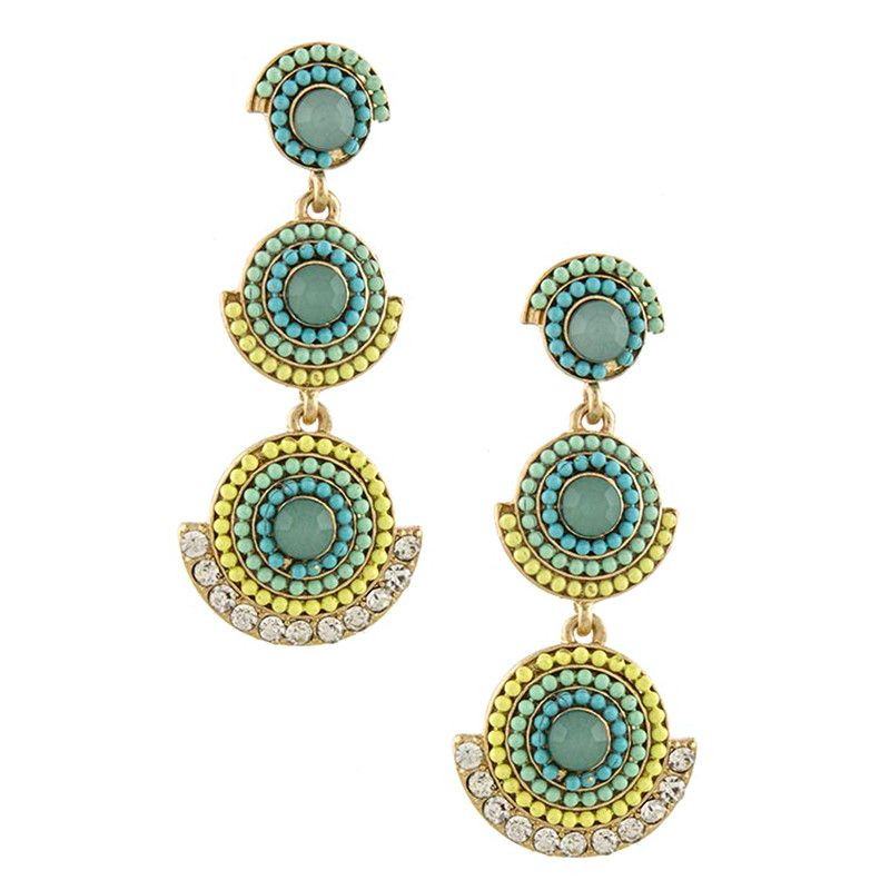 Bollywood Earrings - Jewelry Buzz Box  - 3