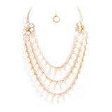 Impress Necklace Set - Jewelry Buzz Box  - 2